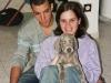 Inbal&Hen with Rene